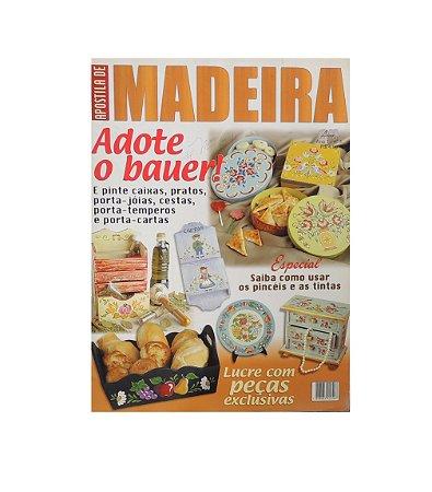 Revista - Apostila de Madeira