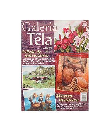 Revista - Galeria em Tela, Mostra Histórica
