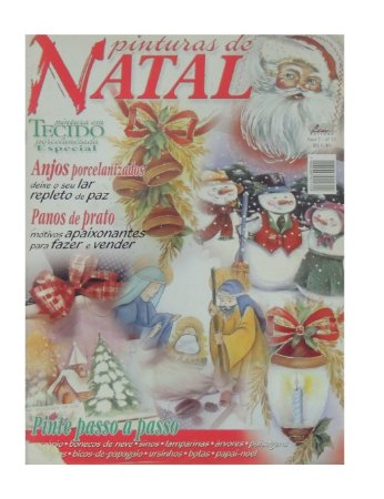 Revista - Pinturas de Natal