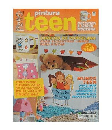 Revista - Pintura Teen