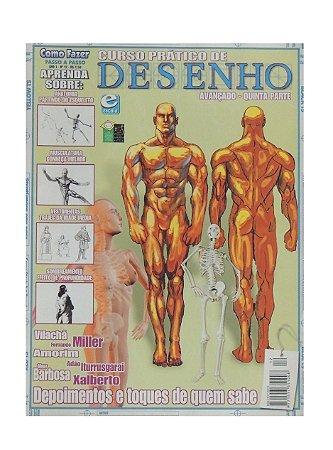 Revista - Curso Prático de Desenho, Avançado Quinta Parte