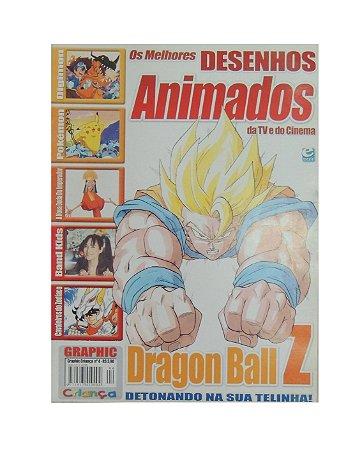 Revista - Os melhores desenhos Animados