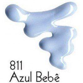 Tinta Dimensional Brilhante 35 ml - 811- Azul Bebe