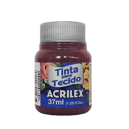 Tinta para Tecido Acrilex 37ml 804 Fuchsia