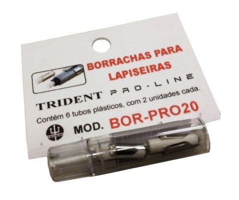 Borracha Para Lapiseiras Técnicas - Pro-Line Trident (02 unidades)