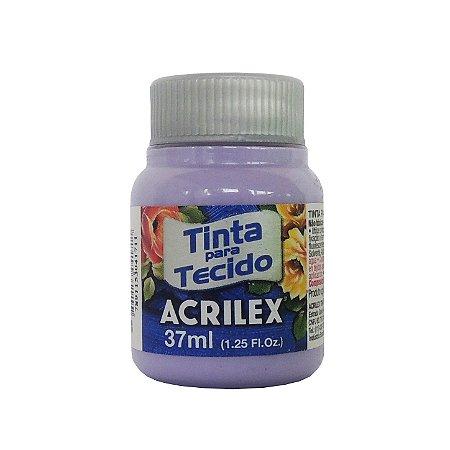 Tinta para Tecido Acrilex 37ml 528 Lilas