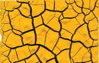Tinta Craquelex Acrilex 37ml - Amarelo Ouro 505