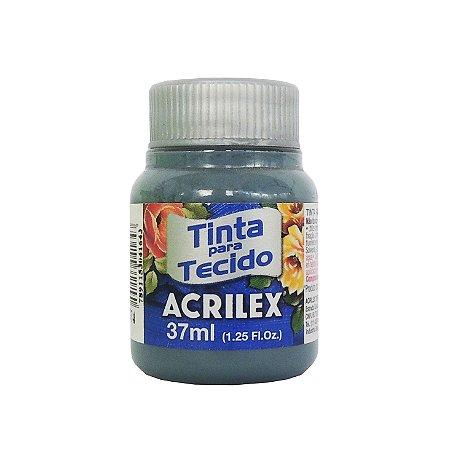 Tinta para Tecido Acrilex 37ml 574 Cinza Lunar