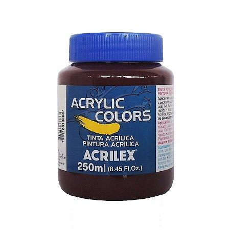 Tinta Acrilica Acrilex 250ml Grupo 3 346 - Alizarin Crimson