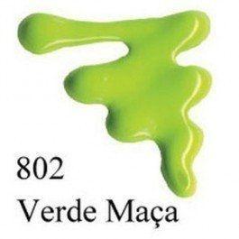 Tinta Dimensional Brilhante 35 ml - 802- Verde Maçã