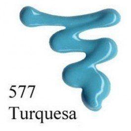 Tinta Dimensional Brilhante 35 ml - 577- Turquesa