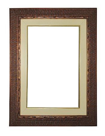 Molduras para quadros - 0274 Dourada