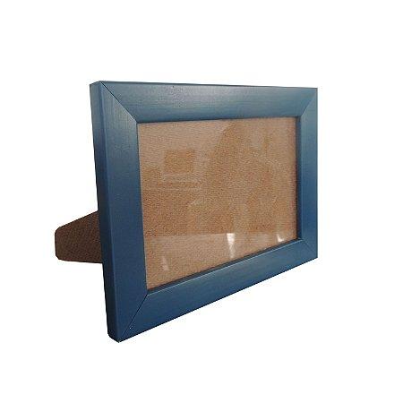 Porta Retrato para Fotos - 0004 Azul