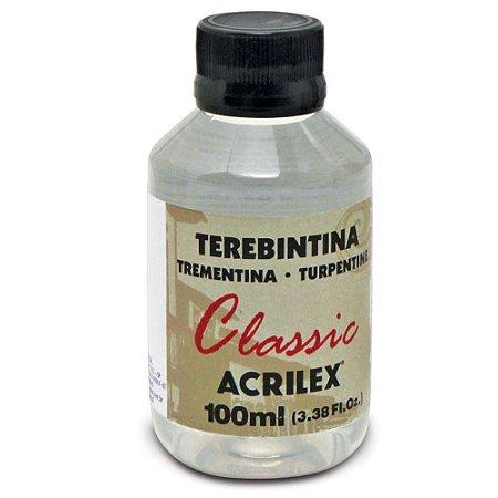 Terebintina Acrilex 100ml