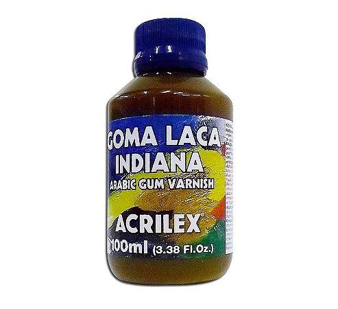 Goma Laca Indiana Acrilex 100 ml