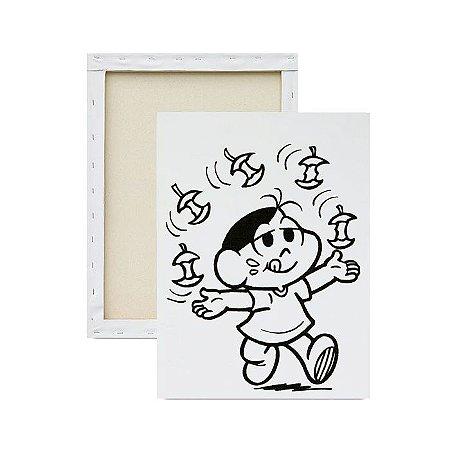 Tela para Pintura Infantil - Magali Malabarista