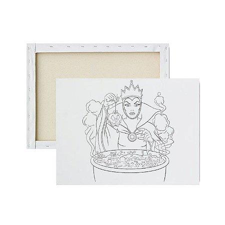 Tela para Pintura Infantil - Malevola