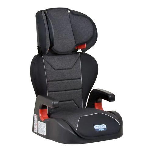 Cadeira Burigotto Protege Reclinável Mesclado Preto 3041 15-36kg