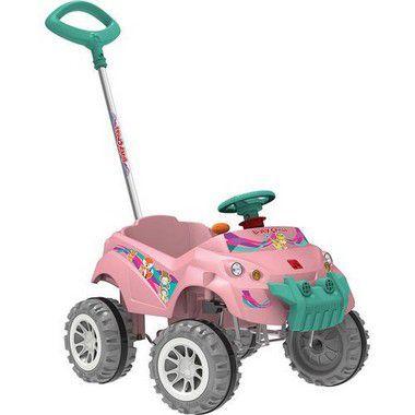 BabyCross Passeio e Pedal Bandeirante Rosa 573
