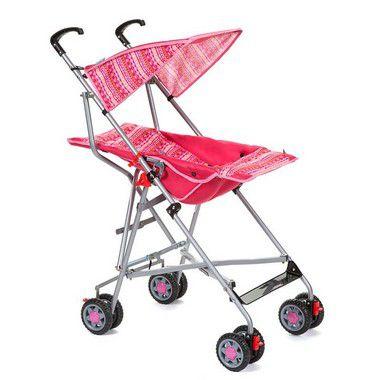 Carro Voyage Umbrella Slim Rosa
