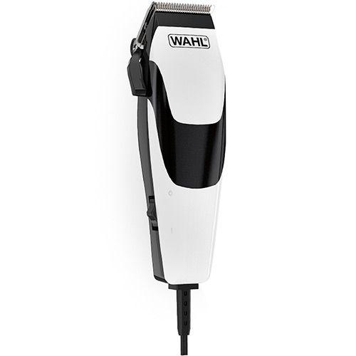Máquina de Cortar Cabelo Wahl Quick Cut 10 pentes Branca/Preta