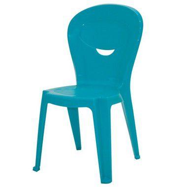 Cadeira Tramontina Vice Azul