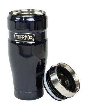 Copo Térmico Thermos Fuji 470ml Azul