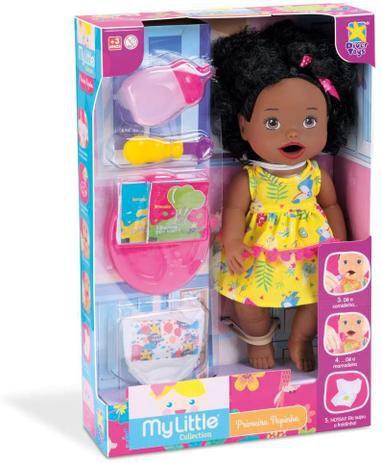 Primeira Papinha My Little Dolls 8107