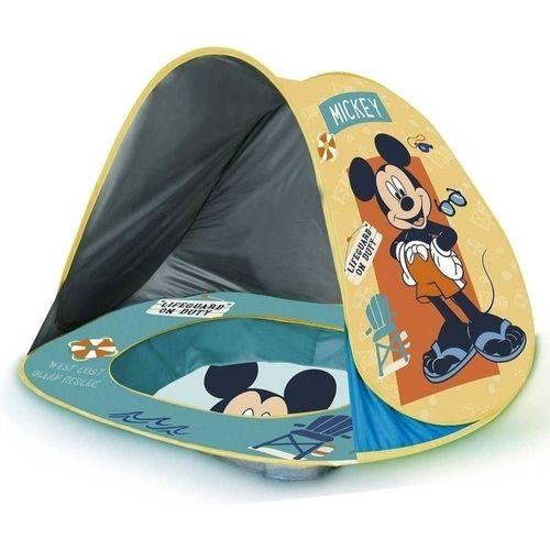 Piscina Praia Zippy Toys Mickey Proteção Uv Pc19mc - Azul 6661