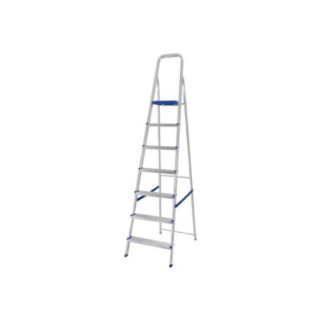 Escada Mor Alumínio 7 Degraus
