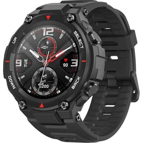 Smartwatch Relógio Amazfit T-REX Preto