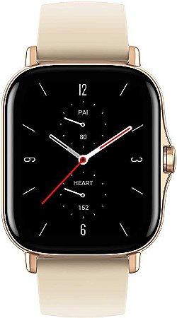 Smartwatch Relógio Amazfit GTS 2 Gold