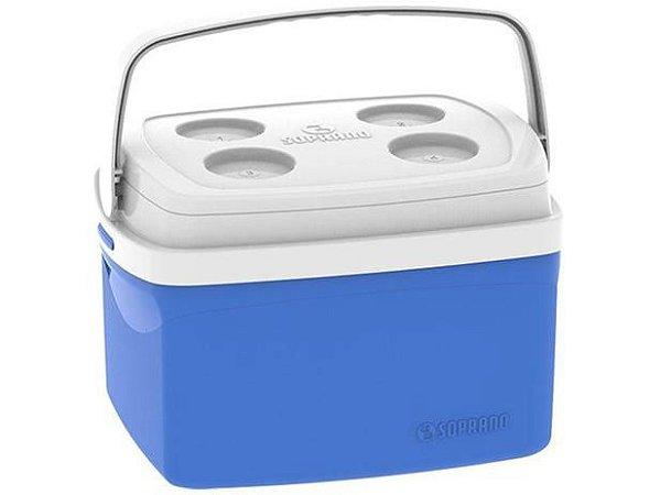 Caixa Térmica Soprano 12L Azul