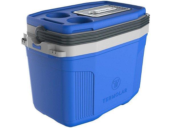 Caixa Térmica Termolar 20L Azul