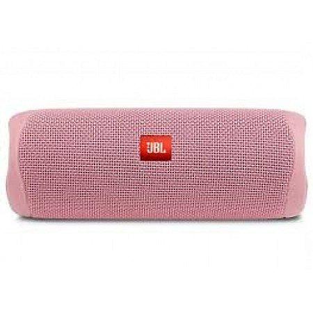 Caixa de Som JBL Flip 5 Rosa
