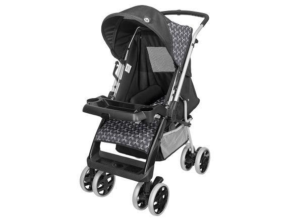 Carro Tutti Baby Thor Plus Preto 3900