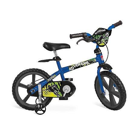Bicicleta Adventure Bandeirante 3011 Aro 14