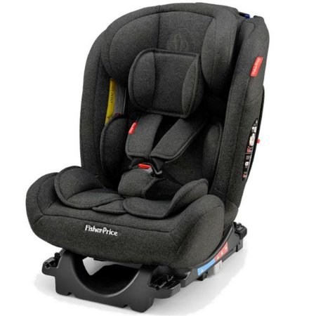Cadeira Fisher Price All Stages Fix 2.0 ISOFIX
