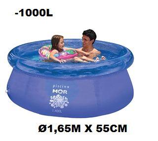 Piscina Mor Splash Fun Inflável
