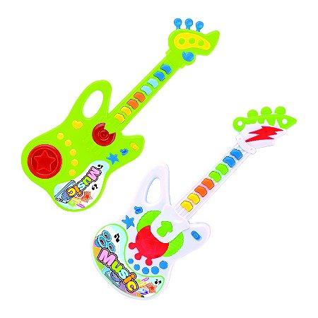 Guitarra Animada Coloria