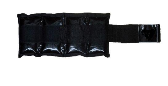 Tornozeleira 4KG Nylon Laminado Par