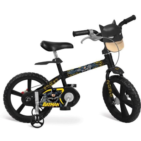 Bicicleta Bandeirante Batman 3202 aro 14