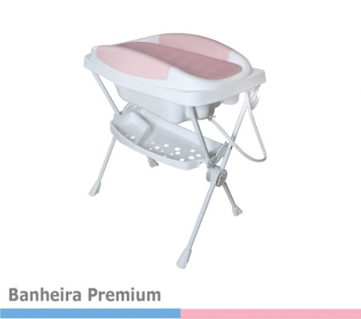 Banheira Galzerano Premium 7005 Rosa