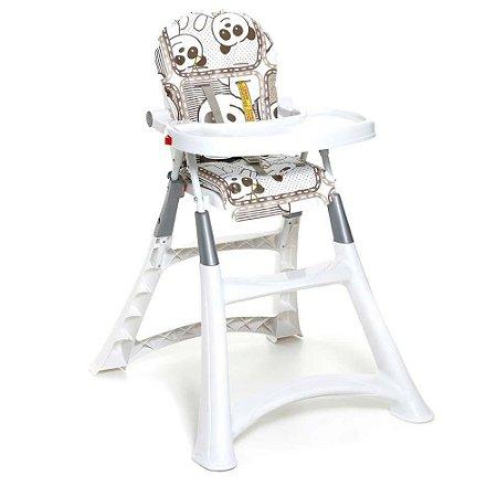 Cadeira para Refeição Galzerano Alta Premium Panda 5070