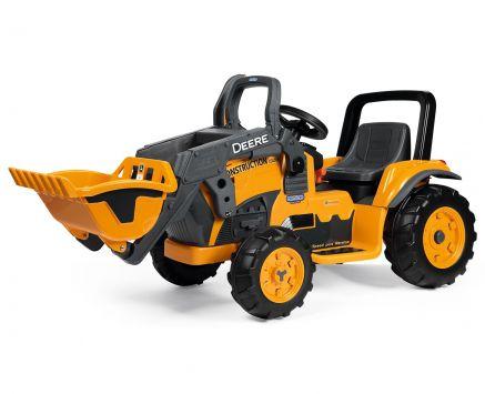 Trator Construction Loader Peg Perego Jhon Deere 12v 93093