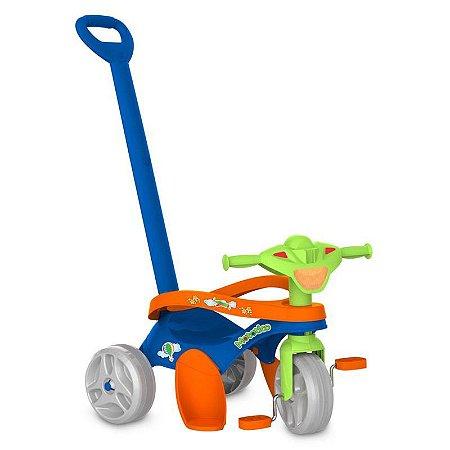 Triciclo Bandeirante Mototico 692 Azul