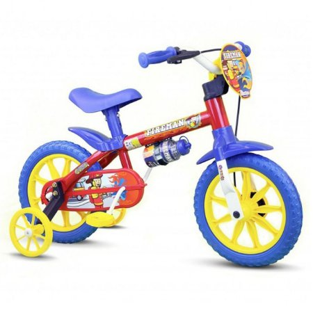Bicicleta Nathor Aro 12 Fireman 10