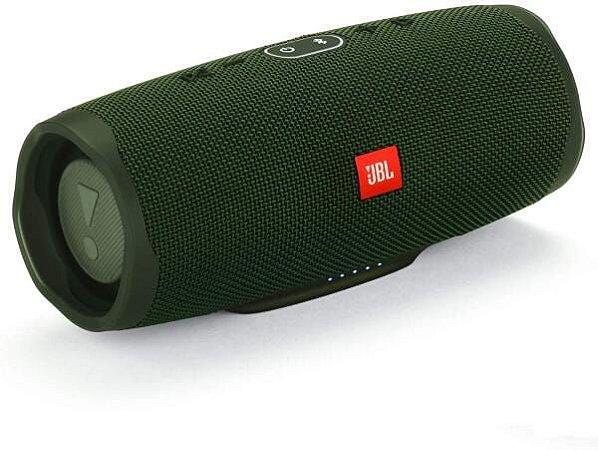 Caixa de Som Bluetooh JBL Charge 4 Verde
