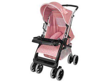 Carro Tutty Baby Thor Plus Rosa Coroa 3900