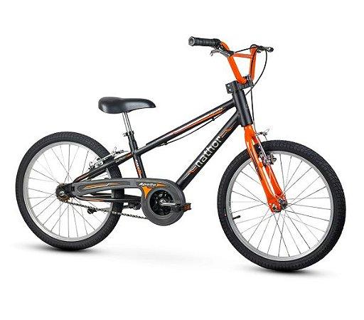Bicicleta Nathor Aro 20 Apollo Aro Aluminio